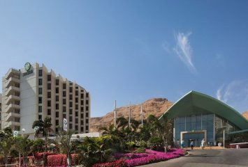 Отель Spa Club 4* Dead Sea Hotel